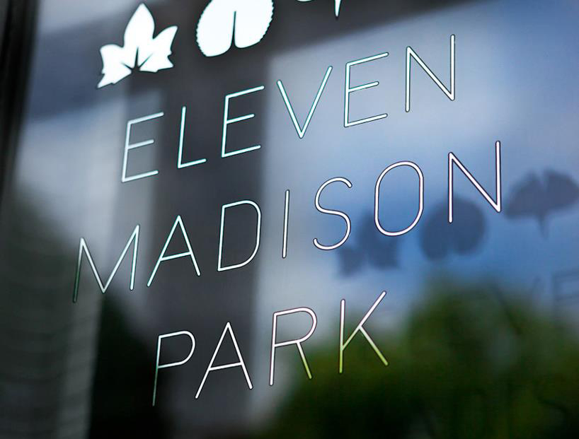 Bild: © Eleven Medison Park, Daniel Humm