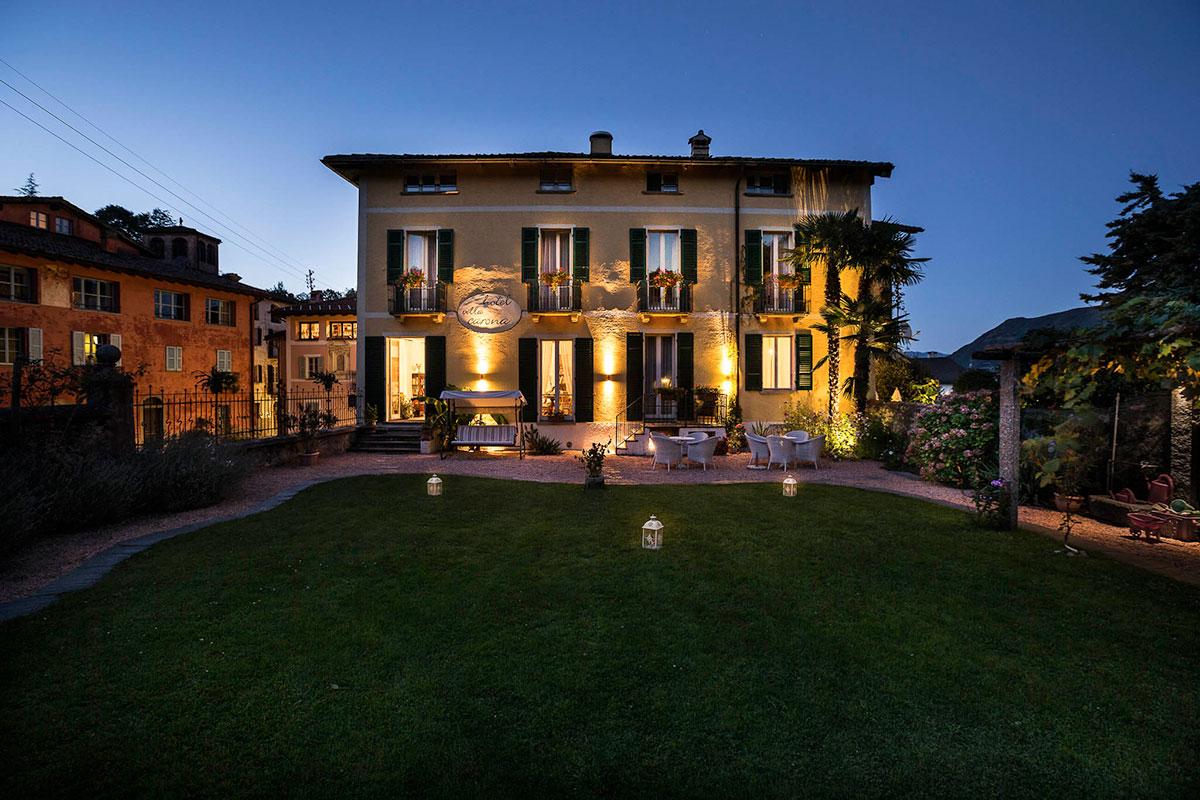 Hotel Nahe Lugano
