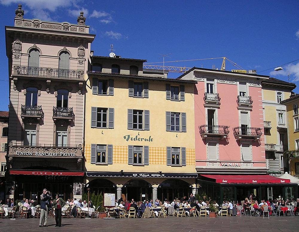 Lugano (Bild: Massimo Macconi, wikimedia.org)