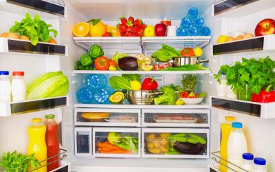 Lebensmittel im Sommer frischhalten