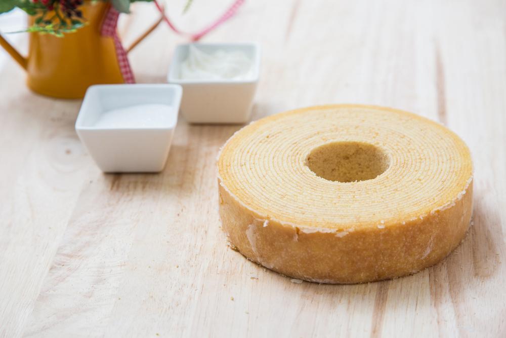 """Der """"König der Kuchen"""" wird auch Prügel- oder Spießkuchen genannt (Bild: thipjang - shutterstock.com)"""