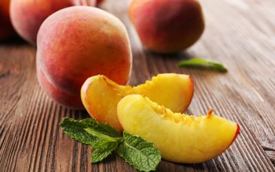 Der Pfirsich – samtene Verführung