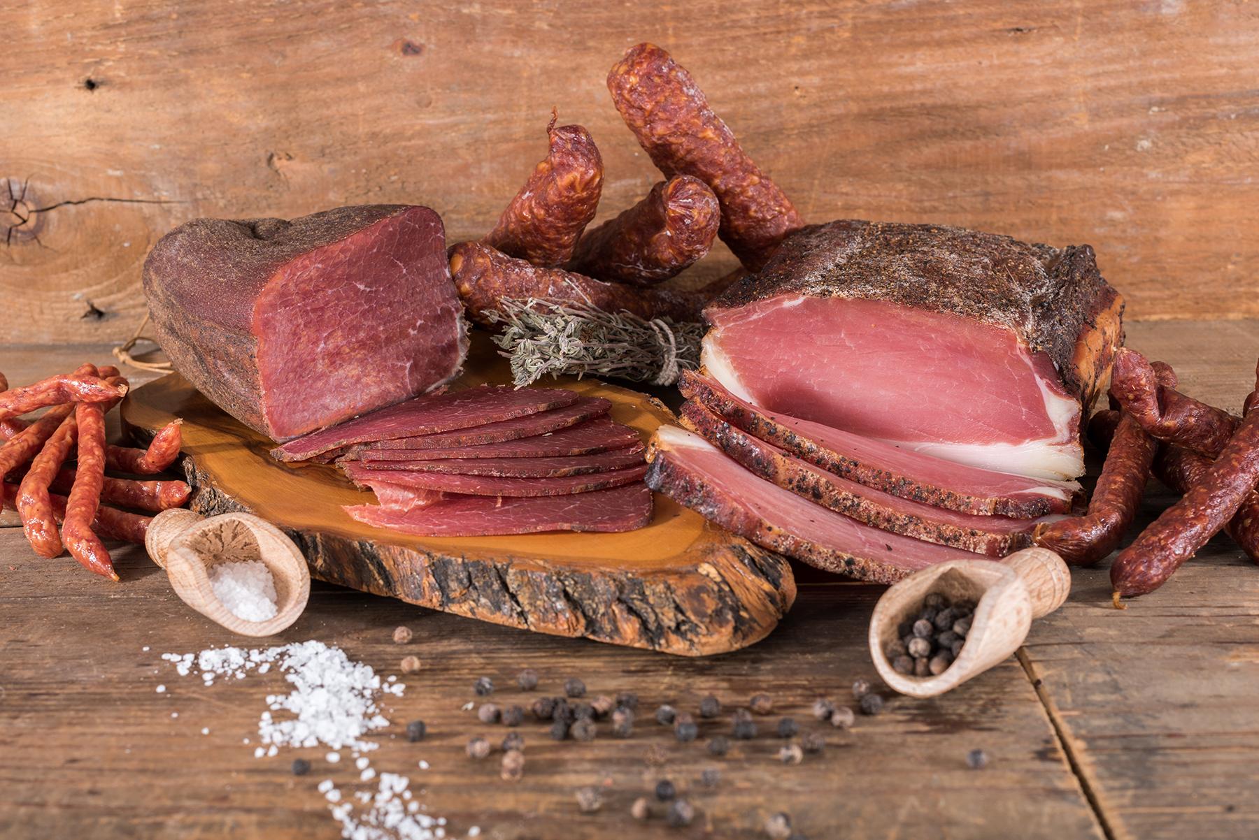 Das Bündnerfleisch