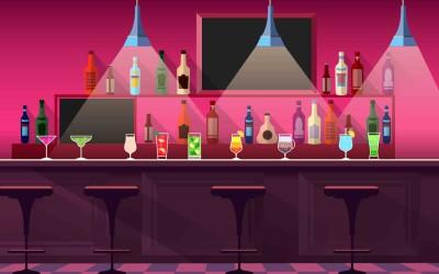 Bar mieten für das Gourmet-Event