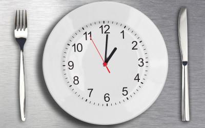 Warum wir uns mehr Zeit fürs Essen nehmen sollten