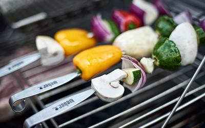 Vegetarisches Grillieren – auch für eingefleischte Grillfans!