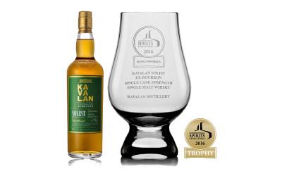 Kavalan Whisky erhält höchsten Preis