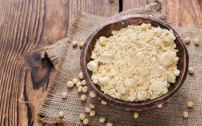 Bohnenmehl – gut für Gesundheit