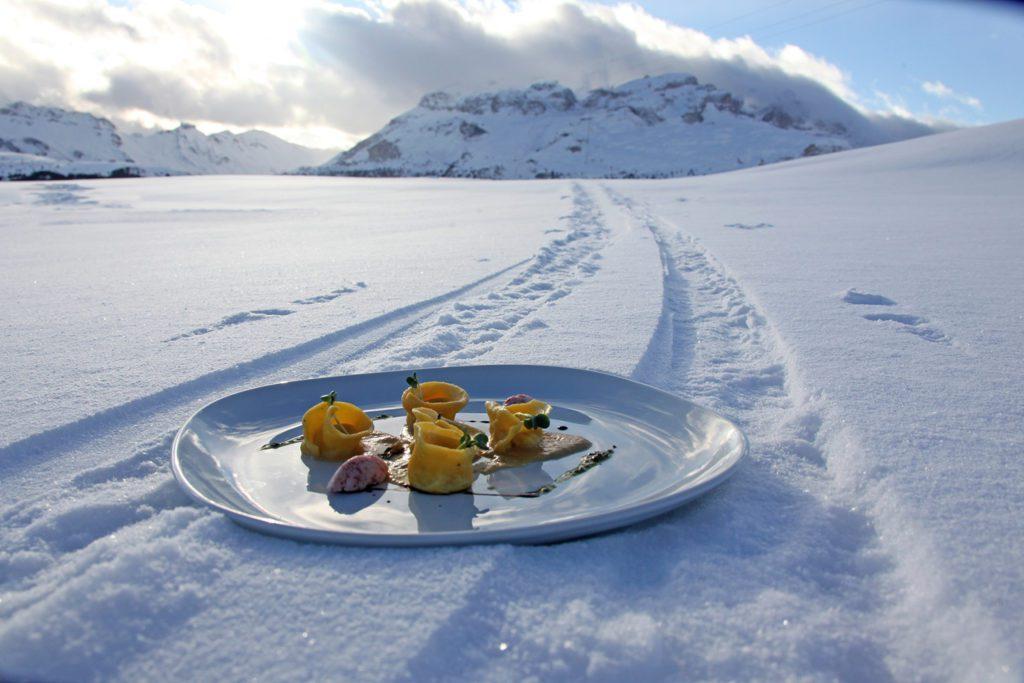 Alta Badia: Skifahren mit Genuss. (PHOTOPRESS/Alta Badia/Freddy Planinschek)