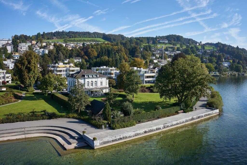 Villa Schweizerhof in Luzern (Bild: © Villa Schweizerhof)