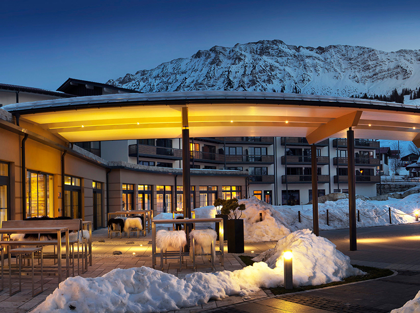 © Superior Panoramahotel Oberjoch