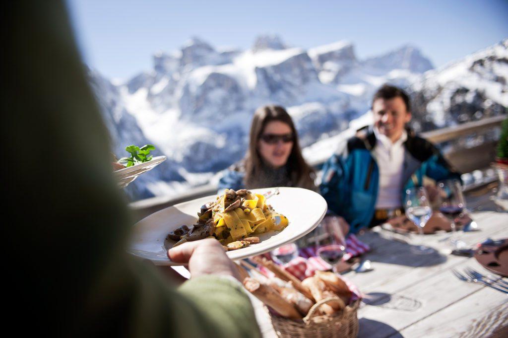 Alta Badia: Skifahren mit Genuss. (PHOTOPRESS/Alta Badia/Alex Filz)