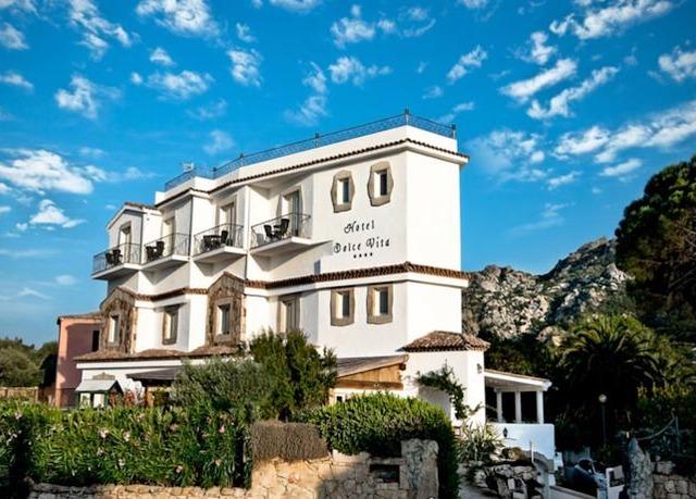 Aussen (c) Dolce Vita Hotel