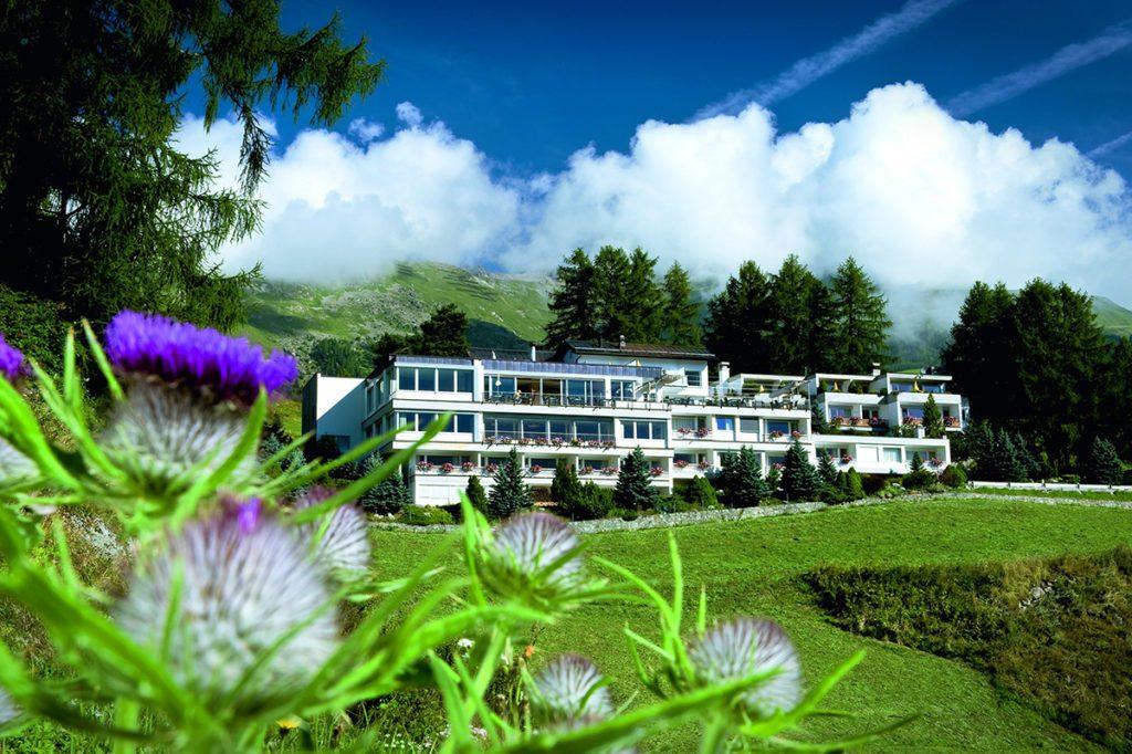Aussenansicht (© Hotel Paradies)