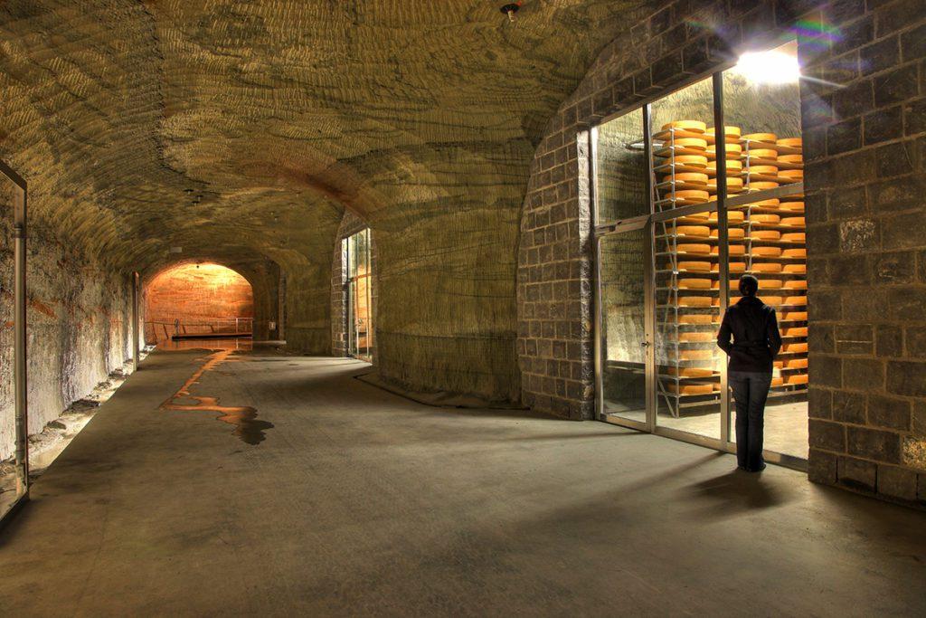 Besucherzentrum Kaltbach (Bild: © Emmi)