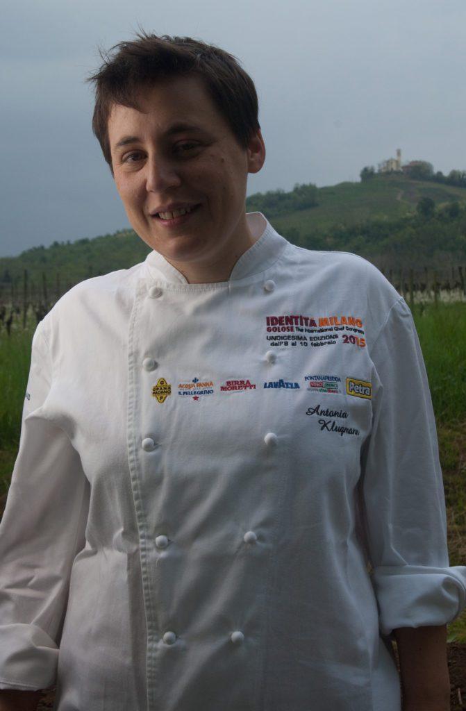Antonia Klugmann (©L'Argine a Vencò)
