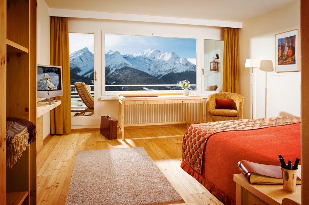 Doppelzimmer (© Hotel Paradies)