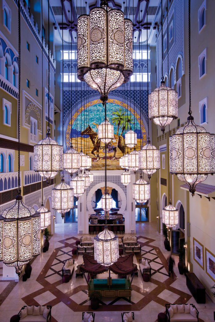 Mövenpick Hotel Ibn Battuta Gate (© Mövenpick Hotels & Resorts)