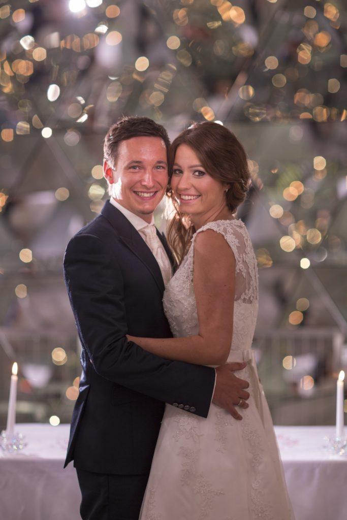 Kristalldom Heiraten (© Swarovski Kristallwelten)