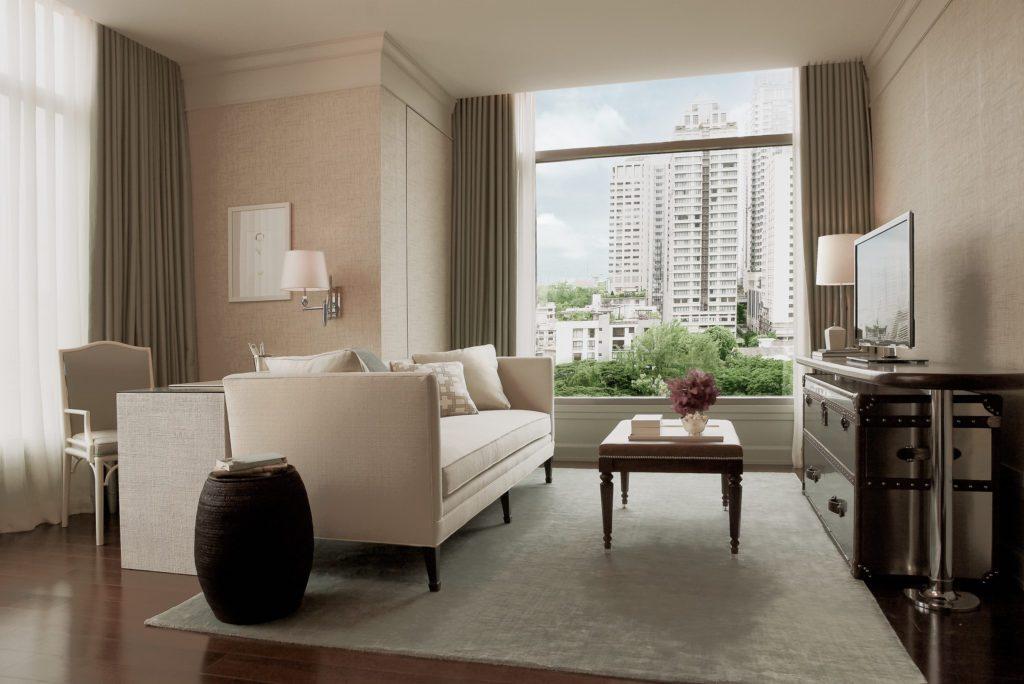 One-Bedroom Suite Living Room (Bild: © ONYX)