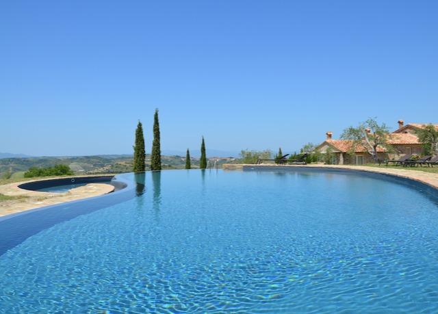 Pool (c) Dimora Santa Margherita