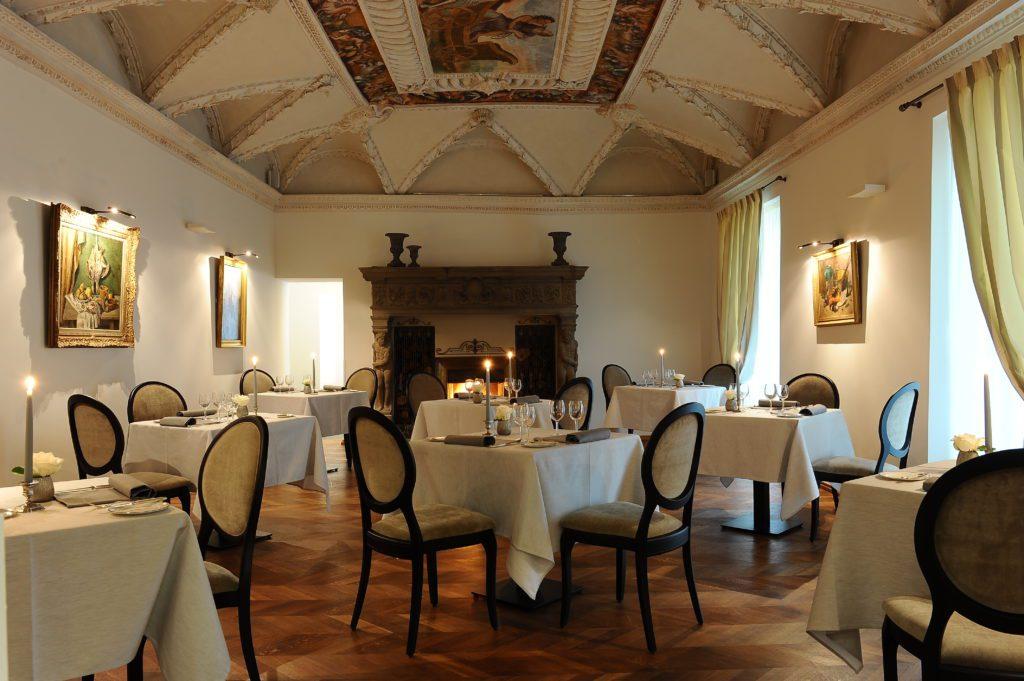 Restaurant Affresco (© Hotel Belvedere Locarno)
