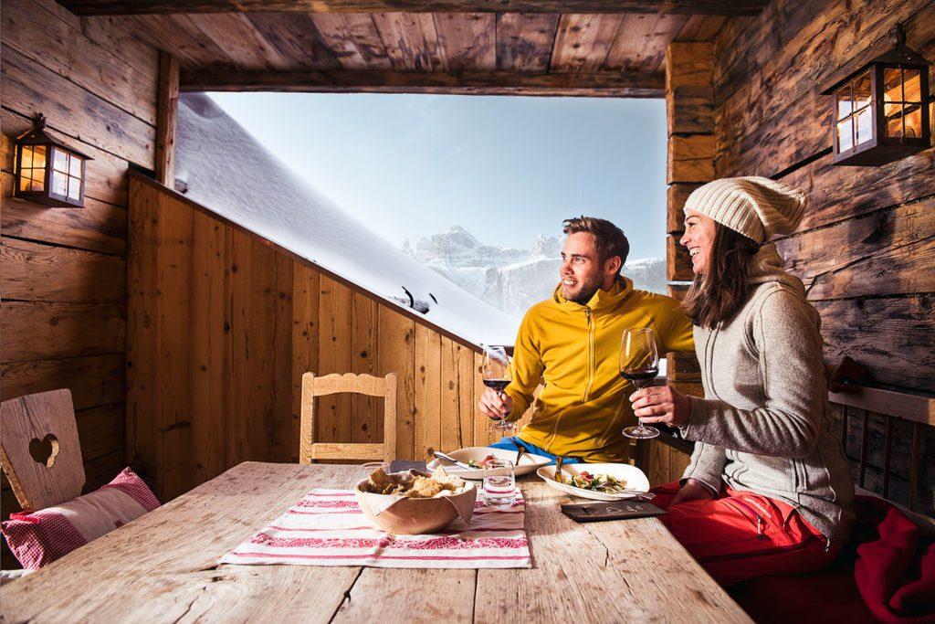 Alta Badia: Skifahren mit Genuss. (PPR/Alta Badia/Andre Schoenherr)