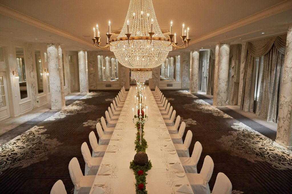 Meeting & Event - Bel Etage - Salon Trianon (© Hotel Schweizerhof Bern)