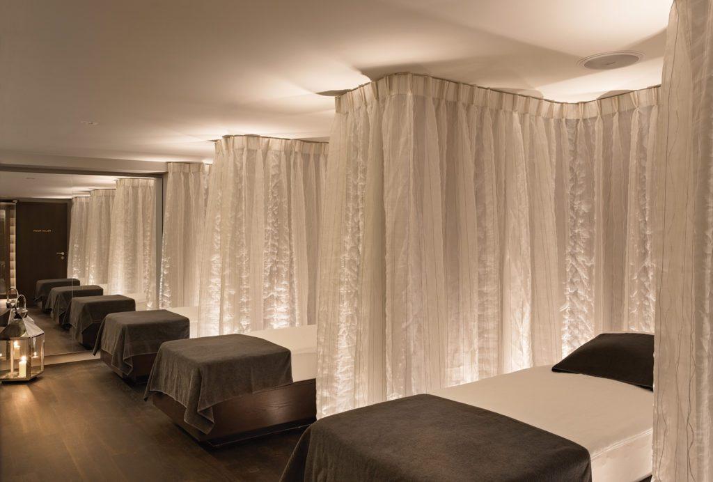 Spa Relaxroom (© Hotel Schweizerhof Bern)