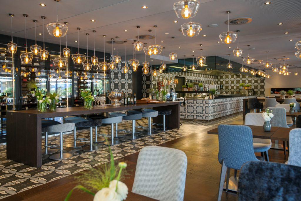 Restaurant La Fontana (© Hotel Belvedere Locarno)