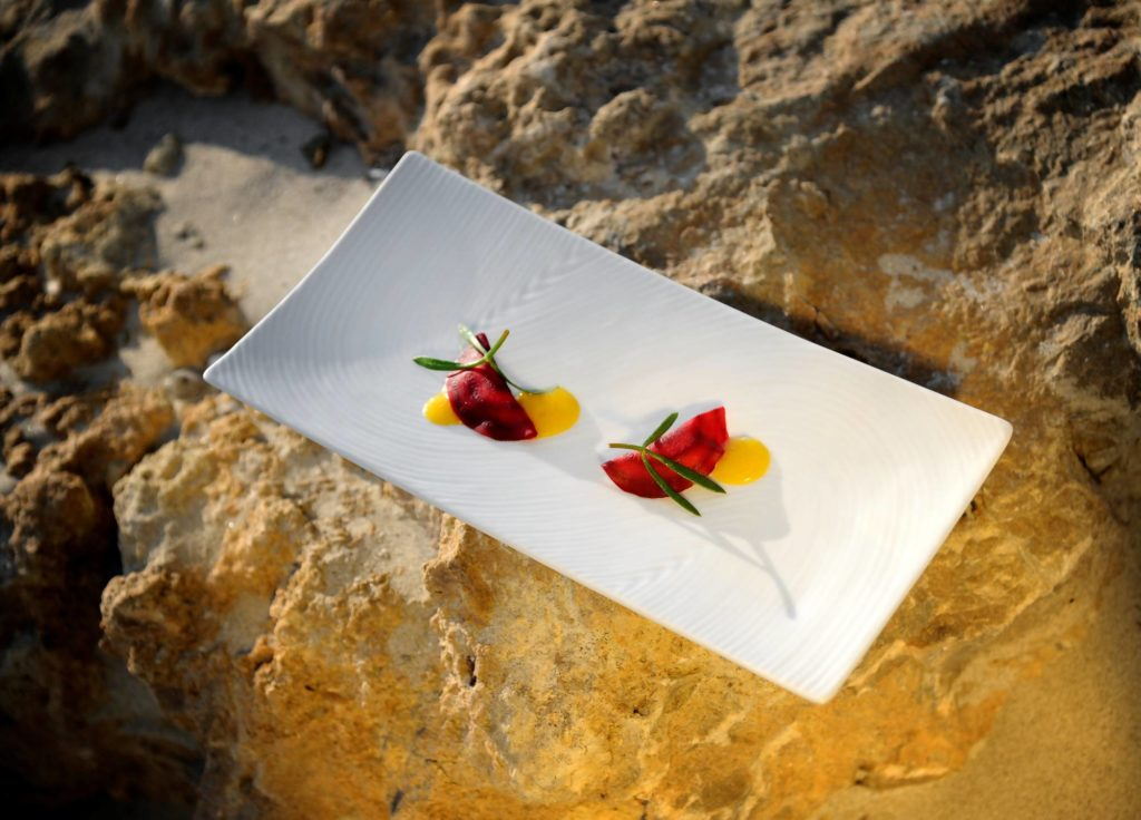 Sani Gourmet: Chef - Nena Ismyrnoglou (Bild: © Sani Resort)