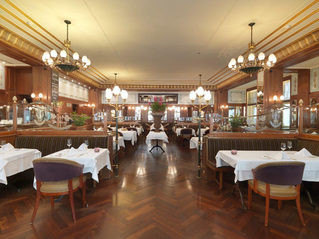 Jack's Brasserie (© Hotel Schweizhof Bern)