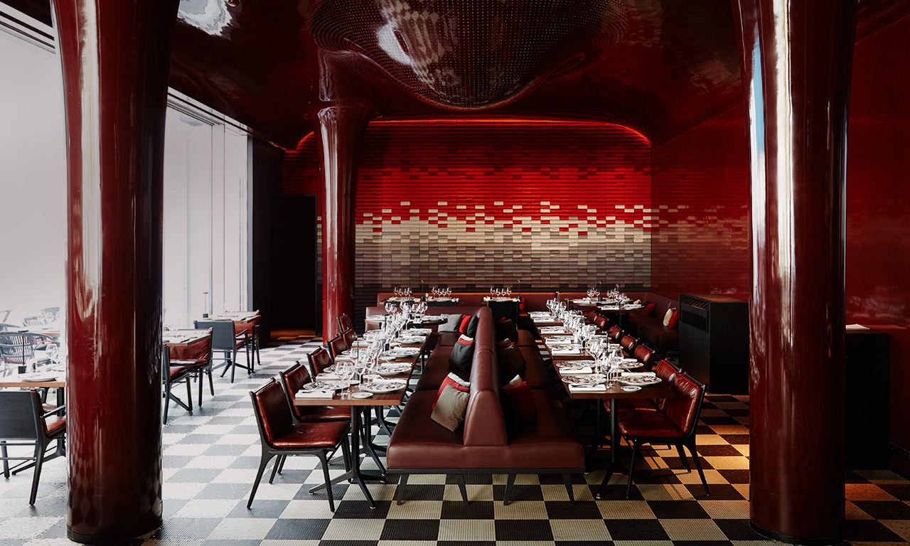 Design hotels pr sentiert sechs restaurants f r for Hotel design schweiz