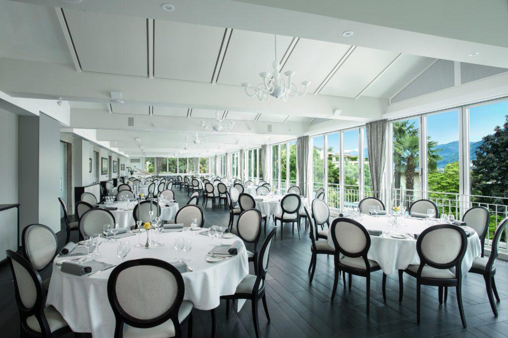 Restaurant Veranda (© Hotel Belvedere Locarno)
