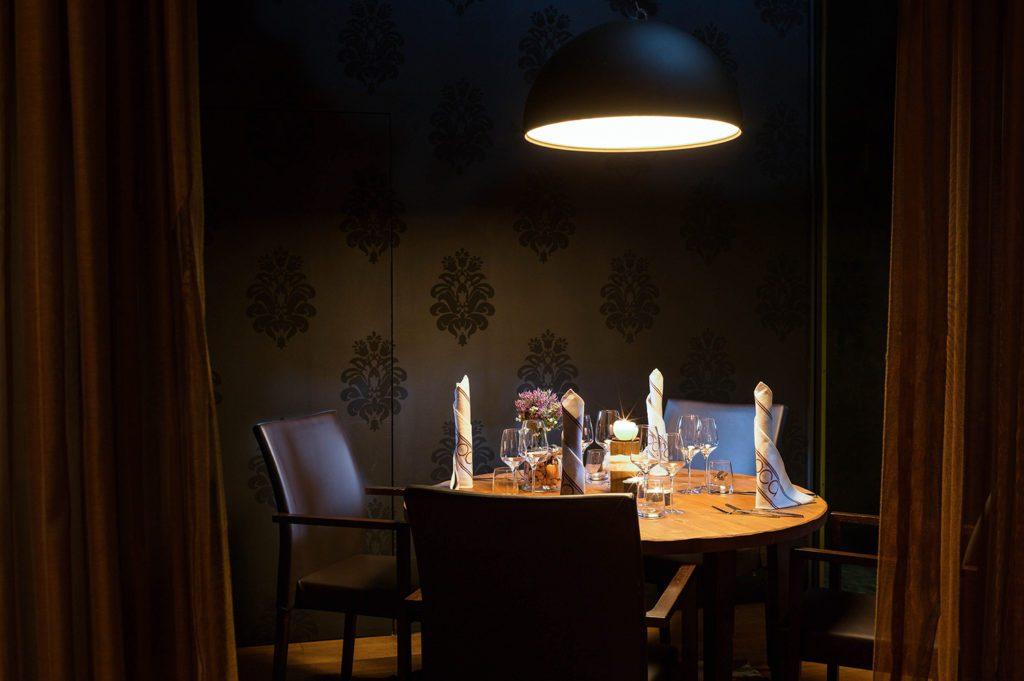 Restaurant Epoca (© Waldhaus Flims)