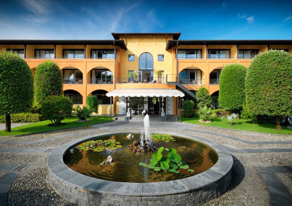 Hotel Giardino Ascona - Exterior (© Giardino Group AG)