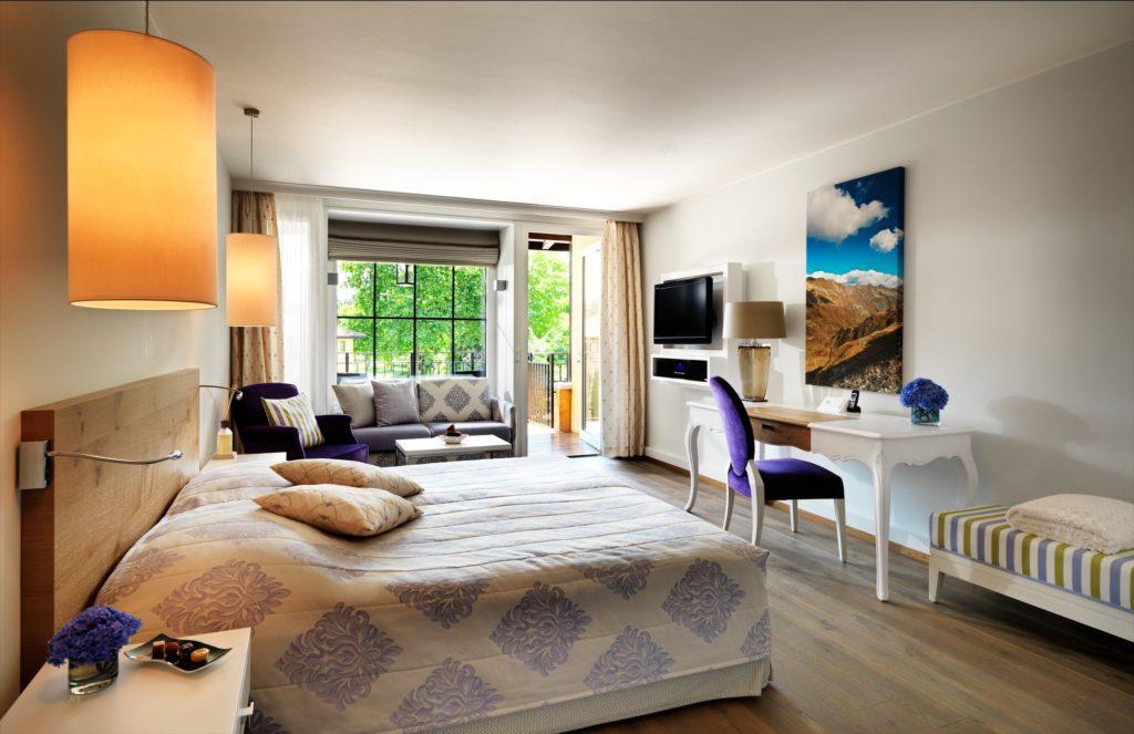 Hotel Giardino Ascona - Guestroom (© Giardino Group AG)