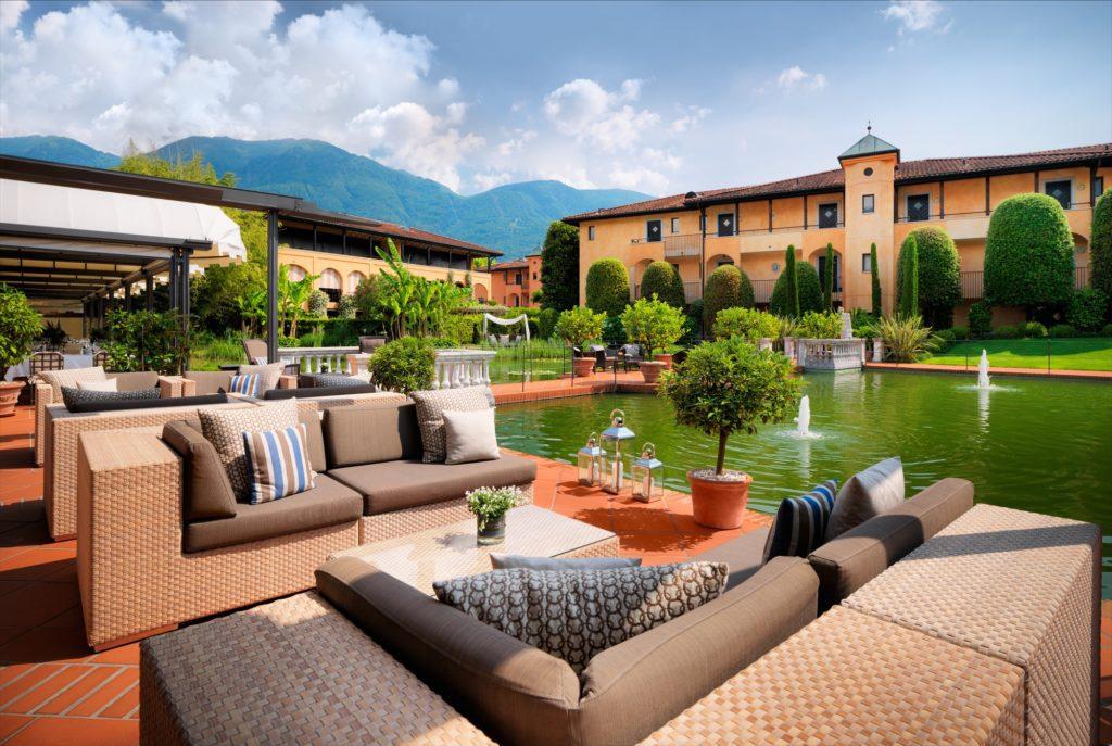 Hotel Giardino Ascona - Lounge (© Giardino Group AG)