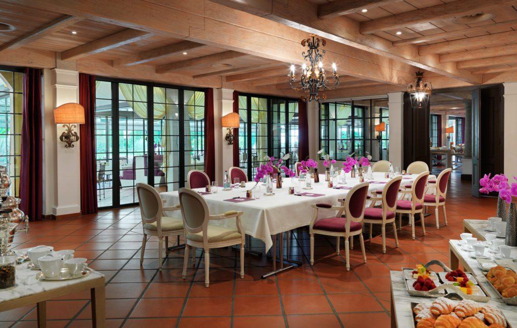 Hotel Giardino Ascona - Aphrodite Restaurant (© Giardino Group AG)