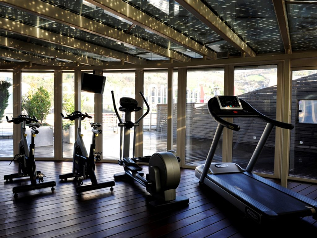 Gran Hotel Domine Bilbao_Gym_(c) Preferred Hotels and Resorts