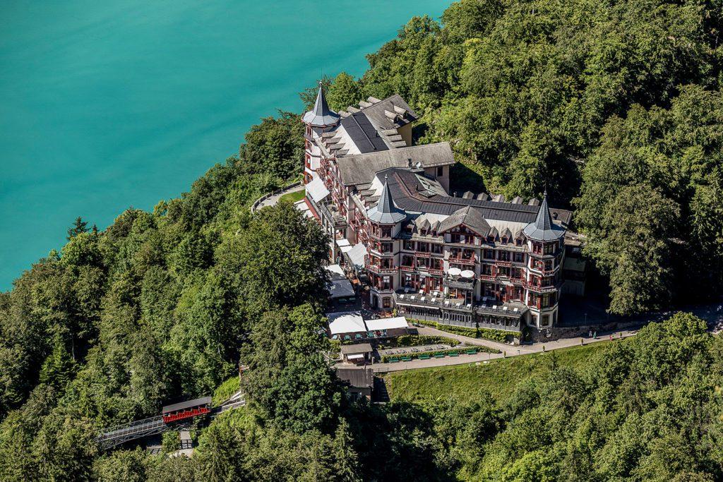 Grandhotel Giessbach (© Garten Hotels Schweiz)