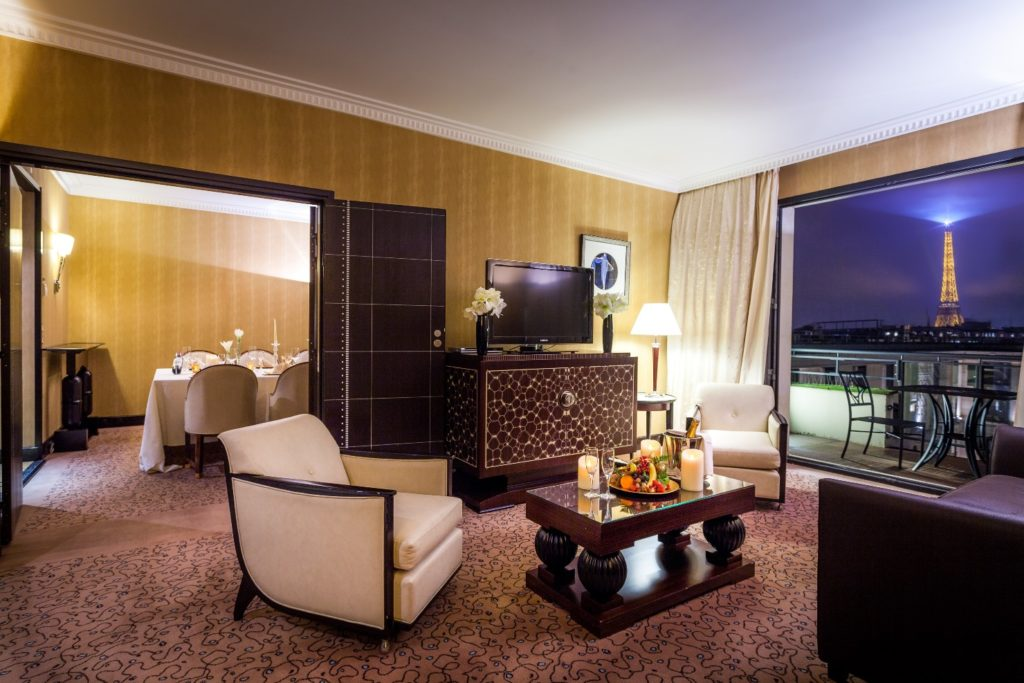 Hotel du Collectionneur Arc de Triomphe_Presidential Suite_(c) Preferred Hotels and Resorts