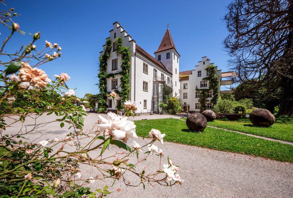 Schloss Wartegg - Hausansicht (© Garten Hotels Schweiz)