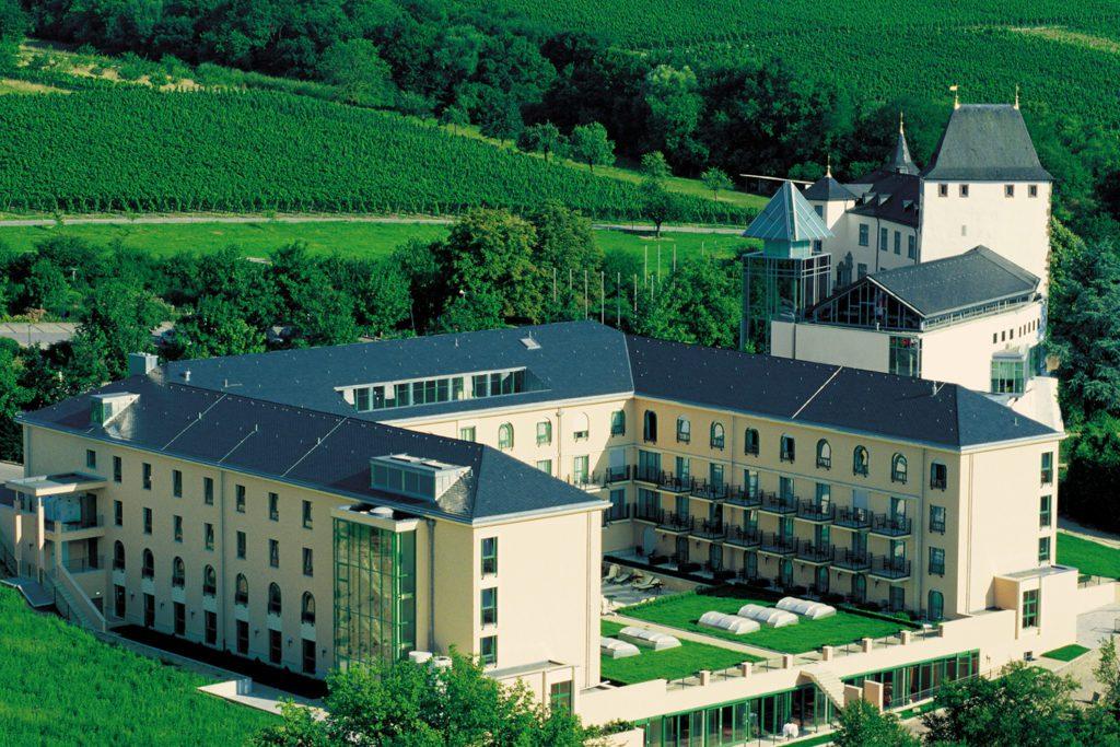 Schlossberg - Gesamtkomplex (Bild: © Gerd Spans)