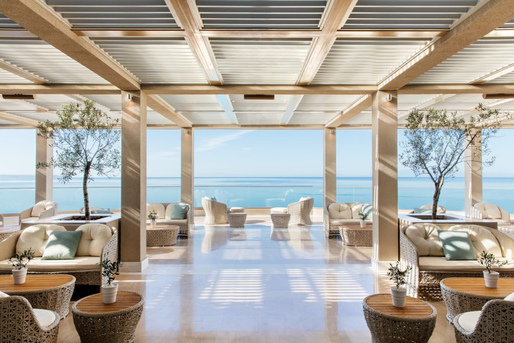Veranda Ikos Oceania (© Ikos Resorts)