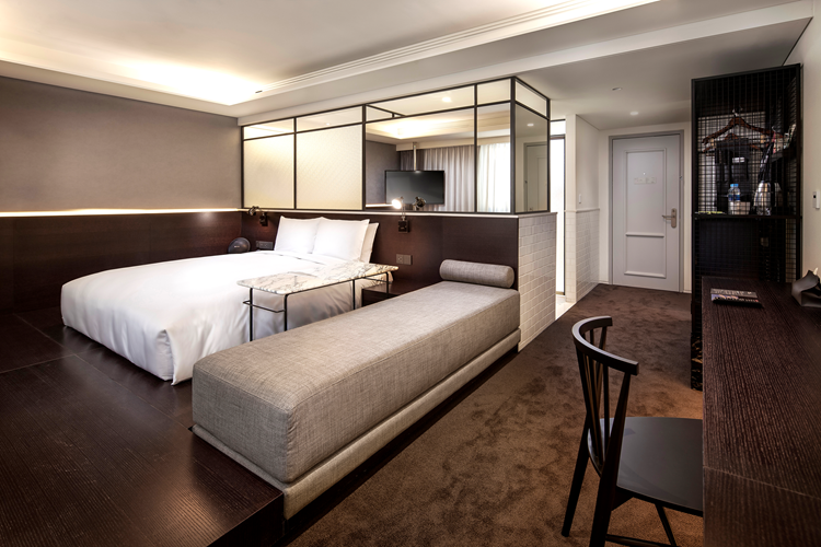 Glad Live Gangnam (© Design Hotels™)