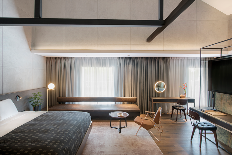 The Warehouse Hotel (© Design Hotels™)