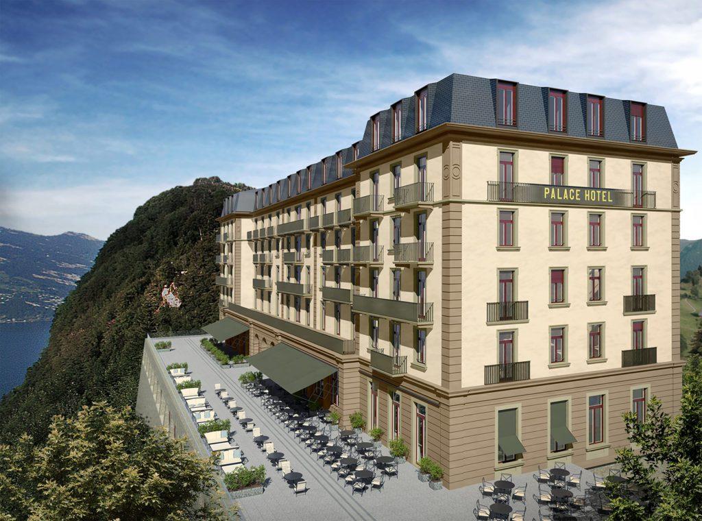 Palace Hotel (© Bürgenstock Hotels AG)