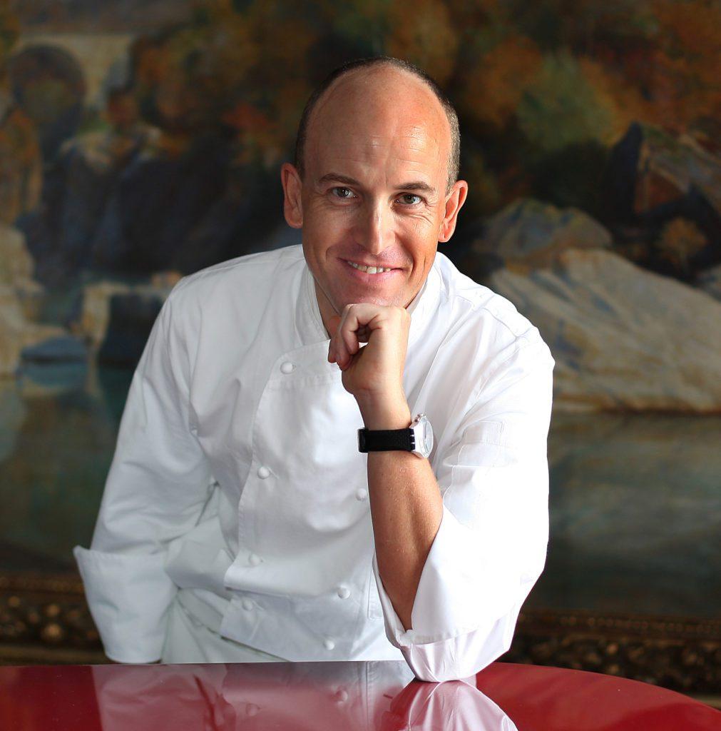 Küchenchef Frank Oerthle, Restaurant Galerie Arté (© Bruno Voser)