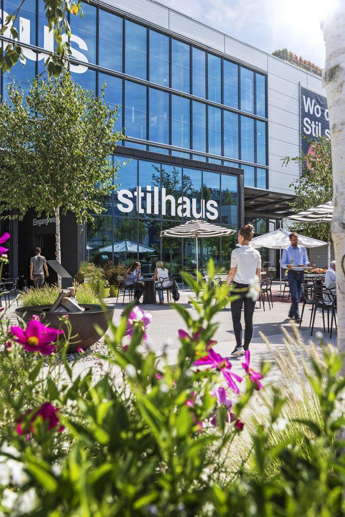 Stilhaus AG Garten Aufnahmen